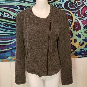 Jackets & Blazers - catherine malandrino jacket size L